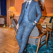 NLD/Den Haag/20180328 - VVD vractievoorzitter Klaas Dijkhoff in zijn kantoor