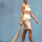 NLD/Amsterdam/20151211 - Modeshow Monique Collignon tijdens LXRY Masters of Luxery 2015,
