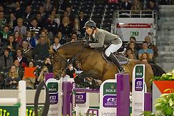 Beerbaum Ludger (GER) - Chaman<br /> Rolex FEI World Cup ™ Jumping Final <br /> 'S Hertogenbosch 2012<br /> © Dirk Caremans