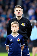 Scotland forward James Forrest (7) (Celtic) during the UEFA European 2020 Qualifier match between Scotland and Russia at Hampden Park, Glasgow, United Kingdom on 6 September 2019.