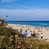 Juno Beach located in north Palm Beach County, Florida