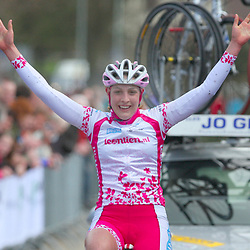Sportfoto archief 2006-2010<br /> 2009<br /> De derde Dolmans Hills Classic werd gewonnen door Lucinda Brand (Leontien.nl).<br /> The third editon off the Dolmans Hills Classic was a victory for Lucina Brand (Leontien.nl)