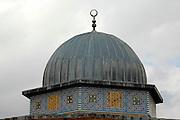 El Aqusa mosqueThe dome of the rock, Jerusalem, Israel