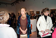 EMPRESS FARAH PAHLAVI OF IRAN; MARYAM SACHS; , Book launch for ' art and Patronage: The Middle East' at Sotheby's. London. 22 November 2010. -DO NOT ARCHIVE-© Copyright Photograph by Dafydd Jones. 248 Clapham Rd. London SW9 0PZ. Tel 0207 820 0771. www.dafjones.com.