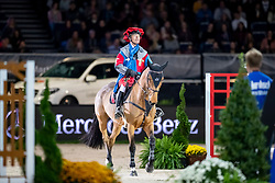 Schwizer Pius, SUI, Chidame Z<br /> Stuttgart - German Masters 2018<br /> © Hippo Foto - Stefan Lafrentz