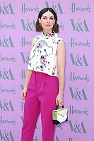 Jessica Raine, V&A Summer Party 2018, Victoria and Albert Museum, London, UK, 20 June 2018, Photo by Richard Goldschmidt
