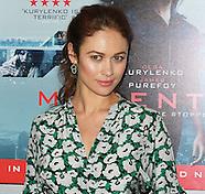 Momentum - UK Film Premiere