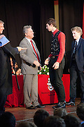 Magdalen College School Prize Giving 2010