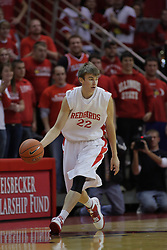 17 November 2010: Jon Ekey during an NCAA basketball game between the Tennessee State Tigers and the Illinois State Redbirds at Redbird Arena in Normal Illinois.