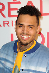 Chris Brown attending the Red Obsession party to celebrate L'Oreal Paris's partnership with Paris Fashion Week on March 8, 2016 in Paris, France. Photo by Alban Wyters/ABACAPRESS.COM  | 538011_006 Paris France