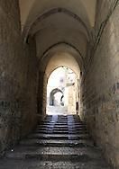 The Streets of Jesusalem<br /> Photo by Dennis Brack