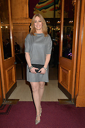 HELEN FOSPERO at the Cirque Du Soleil's VIP performance of Kooza at The Royal Albert Hall, London on 6th January 2015.