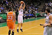 DESCRIZIONE : Treviso Lega due 2015-16  Universo Treviso De Longhi - Aurora Basket Jesi<br /> GIOCATORE : agustin fabi<br /> CATEGORIA : Tiro Tre Punti<br /> SQUADRA : Universo Treviso De Longhi - Aurora Basket Jesi<br /> EVENTO : Campionato Lega A 2015-2016 <br /> GARA : Universo Treviso De Longhi - Aurora Basket Jesi<br /> DATA : 31/10/2015<br /> SPORT : Pallacanestro <br /> AUTORE : Agenzia Ciamillo-Castoria/M.Gregolin<br /> Galleria : Lega Basket A 2015-2016  <br /> Fotonotizia :  Treviso Lega due 2015-16  Universo Treviso De Longhi - Aurora Basket Jesi