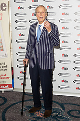 © Licensed to London News Pictures. 29/01/2019. London, UK. Nicholas Parsons  attends The Oldie Of The Year Awards held at Simpsons In The Strand restaurant. Photo credit: Ray Tang/LNP