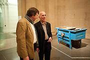 THRESHING MACHINE; JOHN NIGHTINGALE;  PATRICK KEILLER, Patrick Keiller The  Robinson Institute,  The Duveens Commission: - Tate Britain, Millbank, London. 26 March 2012.