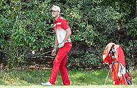 HILVERSUM -  Frederik Kjettrup (Denmark) . Sweden vs Denmark (3-0).  Quarter finals. ELTK Golf 2020 The Dutch Golf Federatio.n (NGF), The European Golf Federation (EGA) and the Hilversumsche Golf Club will organize Team European Championships for men. COPYRIGHT KOEN SUYK