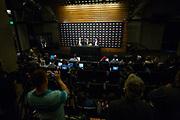 Jimmy Garoppolo press conference at Levi's Stadium in Santa Clara, Calif., on February 9, 2018. (Stan Olszewski/Special to S.F. Examiner)