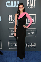 25th Annual Critic's Choice Awards - Los Angeles. 12 Jan 2020 Pictured: Lydia Hearst. Photo credit: Jen Lowery / MEGA TheMegaAgency.com +1 888 505 6342