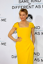 """Renee Zellweger at the """"Same Kind of Different as Me"""" Los Angeles Premiere at the Village Theater on October 12, 2017 in Westwood, CA. (Photo by Katrina Jordan)"""