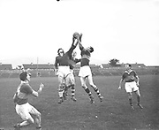Kerry footballers in training in the 1950's.<br /> Picture: macmonagle archive<br /> e: info@macmonagle.com