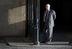 © Licensed to London News Pictures. 05/07/2016. London, UK. Former Chancellor Ken Clarke is seen at Parliament after Home Secretary Theresa May won tonight's first round of voting in the Conservative Party leadership race. Photo credit: Peter Macdiarmid/LNP