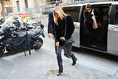 Kate Moss and daughter Lila Grace leave the Ritz - 18 Jan 2020