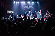 The Airbourne Toxic Event performs at the Marathon Music Works as part of the Red Bull Sound Select in Nashville, Tennessee, USA, 27 July 2013.