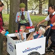NLD/Amsterdam/20180904- Presentatie Wonderwater tbv Cliniclowns,