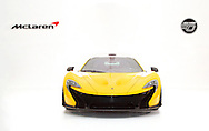 McLaren Automotive stand at Goodwood Festival of Speed