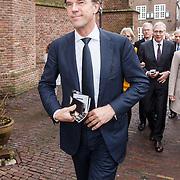 NLD/Naarden/20160325 - Mattheus Passion 2016 Naarden, Mark Rutte