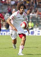 Livorno 02/09/07<br /> Campionato Italiano Serie A 2007/08<br /> Livorno-Palermo (2-4)<br /> Photo Luca Pagliaricci INSIDE<br /> Carvalho de Oliveira Amauri (Palermo)