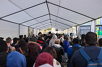 Thousands of students, both U.S. citizens and visa holders, wait at the Tijuana-San Ysidro border crossing at 7 A.M. Many live in Tijuana because of deported parents or family members and must cross daily to go to school. On most days, they start lining up at 5 A.M. and wait two hours for the U.S. Immigration and Customs Service to open the gate to give them access to the border crossing. Services that expedite crossing such as the Sentri-pass are inaccessible due to cost or ineligibility. Under certain circumstances such as during terrorism alerts and around holidays, crossing the border can take up to four hours.