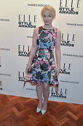 LORRAINE CANDY at the 17th Elle Style Awards 2014 in association with Warehouse held at One Embankment, 8 Victoria Embankment, London on 18th February 2014.