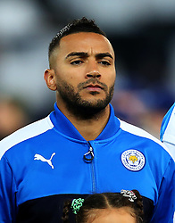 Danny Simpson of Leicester City  - Mandatory by-line: Matt McNulty/JMP - 22/11/2016 - FOOTBALL - King Power Stadium - Leicester, England - Leicester City v Club Brugge - UEFA Champions League