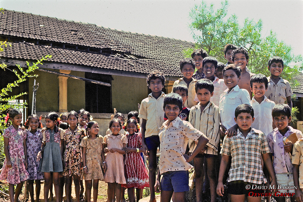 Children Outside Of School