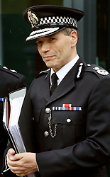 File photo dated 27/08/15 of Metropolitan Police Assistant Commissioner Sir Steve House, who has spoken out after warnings that violent suspects could go free if officers are not backed up by members of the public.