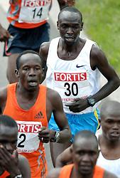 09-04-2006 ATLETIEK: FORTIS MARATHON: ROTTERDAM<br /> De 26e editie van de marathon van Rotterdam - De kopgroep met oa. <br /> ©2006-WWW.FOTOHOOGENDOORN.NL