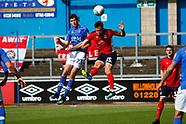 Carlisle United v Crewe Alexandra 250818