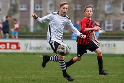 06-04-2019 NED: VVIJ - Maarssen O13-2, IJsselstein<br /> Maarssen beats VVIJ fairly easily. After a 2-0 halftime score it finally became 7-1 for Maarssen.