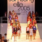 NLD/Amsterdam/20050908 - Finale Elite Modellook 2005,