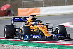 March 1, 2019 - Barcelona, Spain - the McLaren of Carlos Sainz during the Formula 1 test in Barcelona, on 01 March 2019, in Barcelona, Spain. (Credit Image: © Joan Valls/NurPhoto via ZUMA Press)
