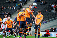 Milton Keynes Dons v Oldham Athletic 211017