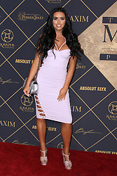 Model Abigail Ratchford at The 2017 MAXIM Hot 100 Party, produced by Karma International, held at the Hollywood Palladium in celebration of MAXIM's Hot 100 List on June 24, 2017 in Los Angeles, CA, USA (Photo by JC Olivera) *** Please Use Credit from Credit Field ***
