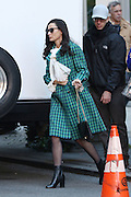 Nov. 17, 2015 - New York City, NY, USA -<br /> <br /> Actress Demi Moore was on the set of the new movie 'Blind' on November 17 2015 in New York City<br /> ©Exclusivepix Media