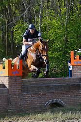 Vierendeels Stefaan, BEL, Figor De Bogaerde<br /> Nationale LRV-Eventingkampioenschap Minderhout 2017<br /> © Hippo Foto - Kris Van Steen<br /> 30/04/17