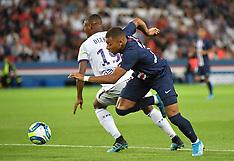 PSG v Toulouse - 25 Aug 2019