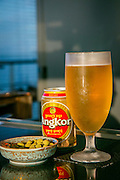 Angkor Beer,Aqua Expeditions, Tonle Sap and Mekong River Cruise, Cambodia to Vietnam