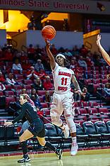 2019-2020 Illinois State Redbird Women's basketball photos