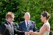 Wedding at Secret Herb Garden, Midlothian