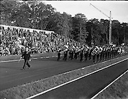 25/05/1958<br /> 05/25/1958<br /> 25 May 1958<br /> <br /> U.S. Air Force Band at Tattoo (For U.S. Air Force Publicity)